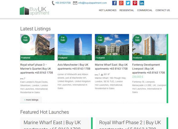 Buy Uk Apartment
